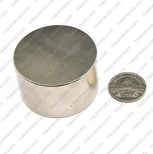 แม่เหล็กแรงสูง Neodymium ขนาด 50mm x 30mm แม่เหล็กถาวรนีโอไดเมี่ยม NdFeB (Neodymium)
