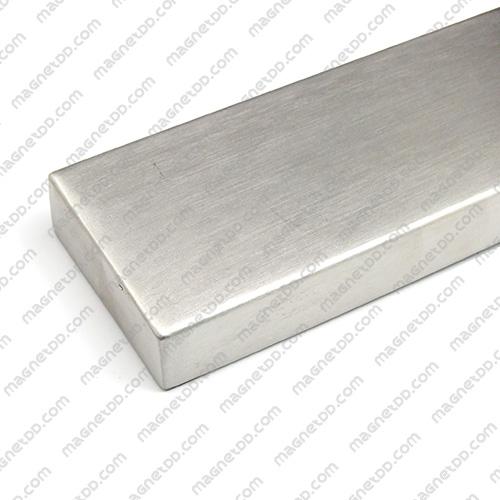 แถบแม่เหล็กเก็บมีดติดผนัง ขนาด 450mm - สแตนเลส แม่เหล็กถาวรยาง Flexible Rubber Magnets