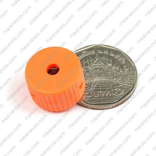 Screwdriver Magnetizer อุปกรณ์เพิ่มแรงแม่เหล็กไขควง - 4mm แม่เหล็กถาวรนีโอไดเมี่ยม NdFeB (Neodymium)