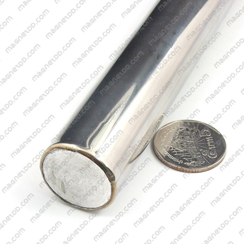 แมกเนติกบาร์ ขนาด 25mm x 150mm Magnetic Bar 5500G แม่เหล็กถาวรนีโอไดเมี่ยม NdFeB (Neodymium)