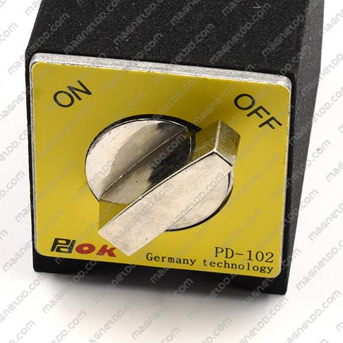 แมกเนติก เบส PDOK รุ่น PD-102 100kgf ขนาด 75mm