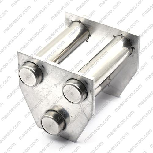 แมกเนติกเฟรม Magnetic Force Frame 3แท่ง แกน 22mm - 8000Gauss แม่เหล็กถาวรนีโอไดเมี่ยม NdFeB (Neodymium)