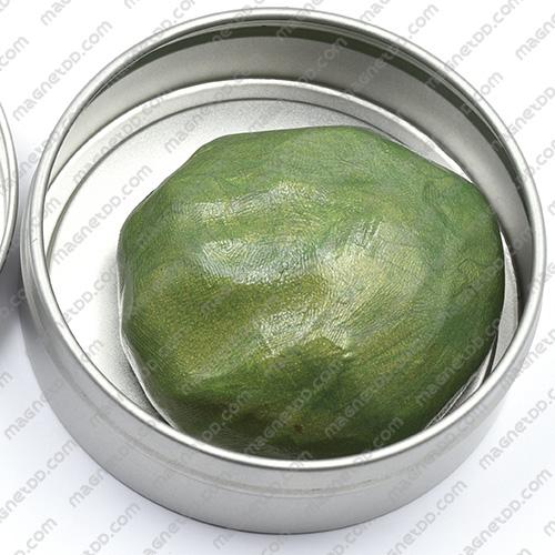 แม่เหล็กดินน้ำมัน Magnetic Putty – สีเขียว