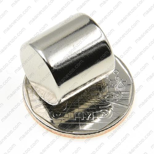 แม่เหล็กแรงสูง Neodymium ขนาด 15mm x 15mm แม่เหล็กถาวรนีโอไดเมี่ยม NdFeB (Neodymium)