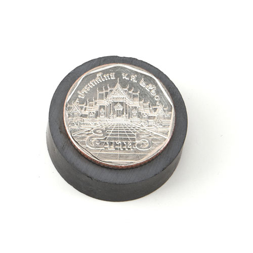 แม่เหล็กเฟอร์ไรท์ Ferrite ขนาด 30mm x 10mm แม่เหล็กถาวรเฟอร์ไรท์ (แม่เหล็กดำ) Ferrite