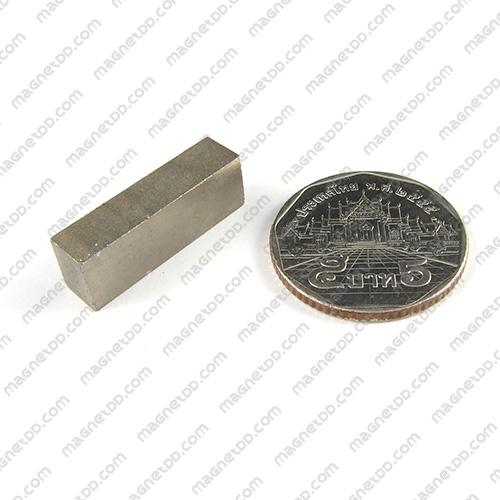 แม่เหล็กแรงสูงทนความร้อน Samarium ขนาด 24mm x 8mm x 6mm แม่เหล็กแรงสูง ทนความร้อน Samarium Cobalt 350C