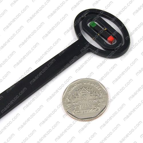 อุปกรณ์ตรวจขั้วแม่เหล็ก Magnetic Pole Detector
