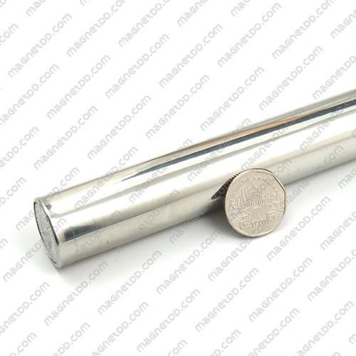 แมกเนติกบาร์ ขนาด 25mm x 300mm Magnetic Bar แม่เหล็กถาวรนีโอไดเมี่ยม NdFeB (Neodymium)
