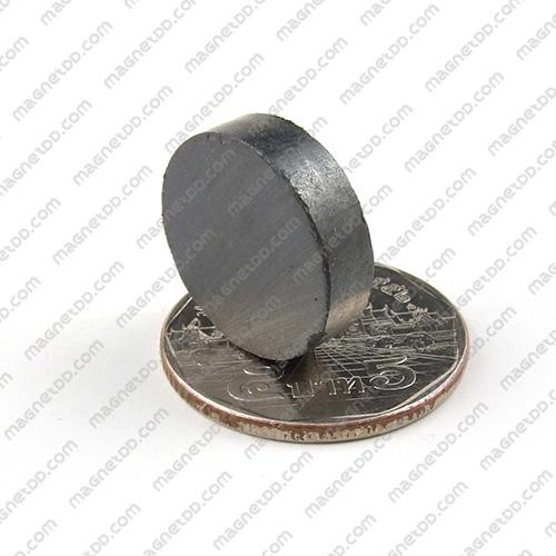 แม่เหล็กเฟอร์ไรท์ Ferrite ขนาด 18mm x 5mm แม่เหล็กถาวรเฟอร์ไรท์ (แม่เหล็กดำ) Ferrite