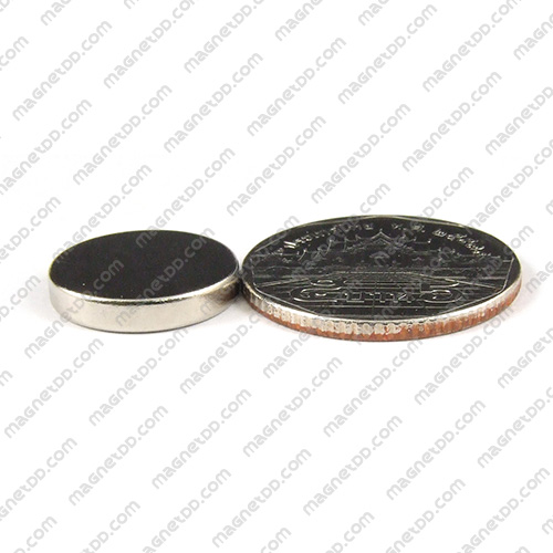 แม่เหล็กแรงสูง Neodymium ขนาด 16mm x 3mm แม่เหล็กถาวรนีโอไดเมี่ยม NdFeB (Neodymium)