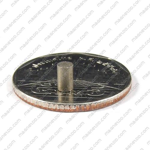 แม่เหล็กแรงสูงทนความร้อน Samarium ขนาด 3mm x 5mm แม่เหล็กแรงสูง ทนความร้อน Samarium Cobalt 350C