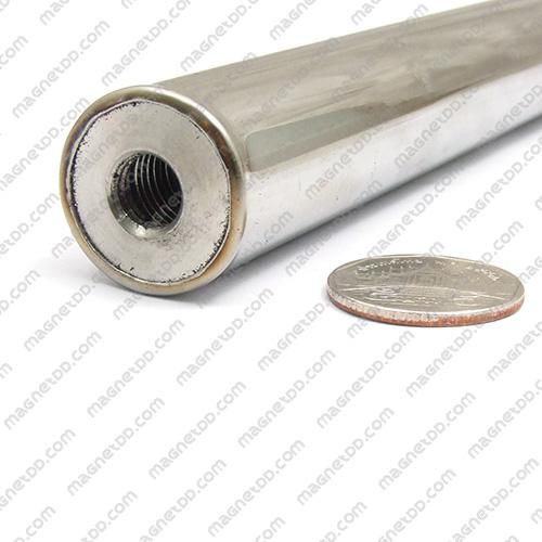 แมกเนติกบาร์ ขนาด 25mm x 400mm Magnetic Bar 10000G แม่เหล็กถาวรนีโอไดเมี่ยม NdFeB (Neodymium)