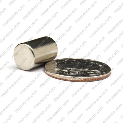 แม่เหล็กแรงสูง Neodymium ขนาด 10mm x 15mm แม่เหล็กถาวรนีโอไดเมี่ยม NdFeB (Neodymium)
