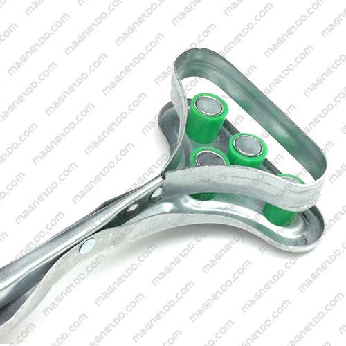 อุปกรณ์จับยกหัวแม่เหล็ก แบบ 4หัว Magnetic Punch Protector แม่เหล็กถาวรนีโอไดเมี่ยม NdFeB (Neodymium)