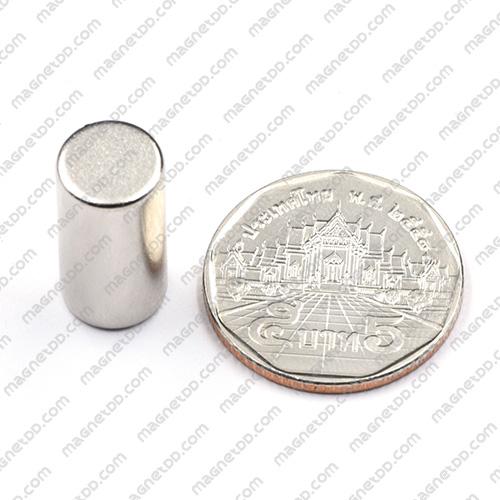 แม่เหล็กแรงสูง Neodymium ขนาด 10mm x 20mm แม่เหล็กถาวรนีโอไดเมี่ยม NdFeB (Neodymium)