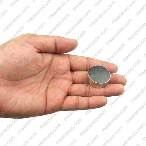 แม่เหล็กแรงสูง Neodymium ขนาด 30mm x 10mm แม่เหล็กถาวรนีโอไดเมี่ยม NdFeB (Neodymium)