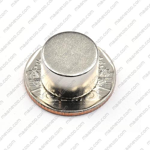แม่เหล็กแรงสูง Neodymium ขนาด 15mm x 10mm แม่เหล็กถาวรนีโอไดเมี่ยม NdFeB (Neodymium)