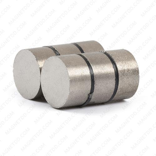 แม่เหล็กแรงสูงทนความร้อน Samarium 20mm x 10mm แม่เหล็กแรงสูง ทนความร้อน Samarium Cobalt 350C