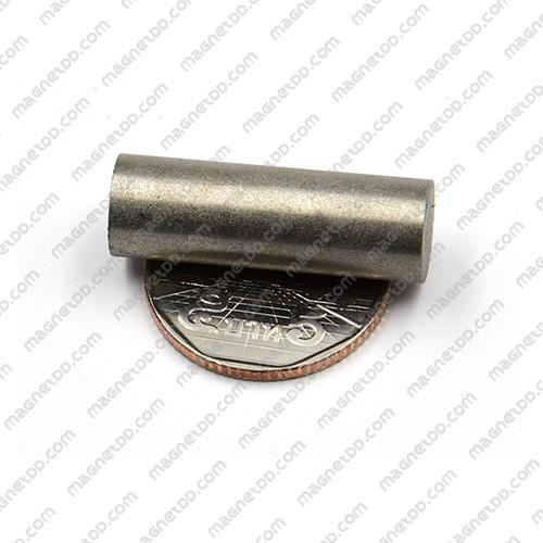 แม่เหล็กแรงสูงทนความร้อน Samarium 10mm x 30mm แม่เหล็กแรงสูง ทนความร้อน Samarium Cobalt 350C