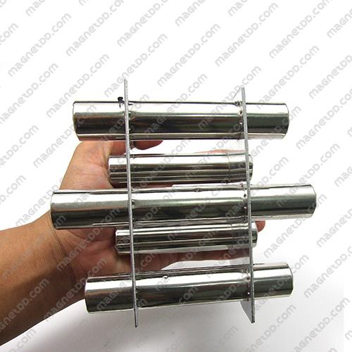 แมกเนติกเฟรม Magnetic Force Frame แบบ 5แท่ง แม่เหล็กถาวรนีโอไดเมี่ยม NdFeB (Neodymium)