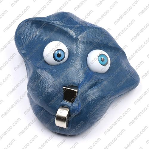 แม่เหล็กดินน้ำมัน Magnetic Putty – สีน้ำเงิน