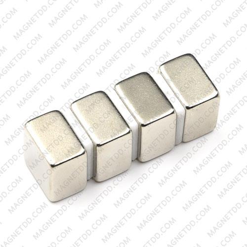 แม่เหล็กแรงสูง Neodymium ขนาด 15mm x 15mm x 10mm แม่เหล็กถาวรนีโอไดเมี่ยม NdFeB (Neodymium)