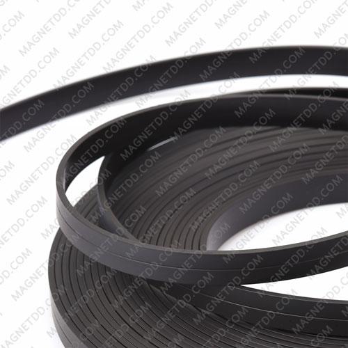 แม่เหล็กยาง ขนาด 10mm x 2mm ยาว 1เมตร แม่เหล็กถาวรยาง Flexible Rubber Magnets