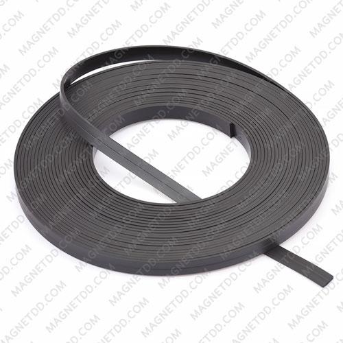 แม่เหล็กยาง ขนาด 10mm x 2mm ยาว 30เมตร [ยกม้วน] แม่เหล็กถาวรยาง Flexible Rubber Magnets