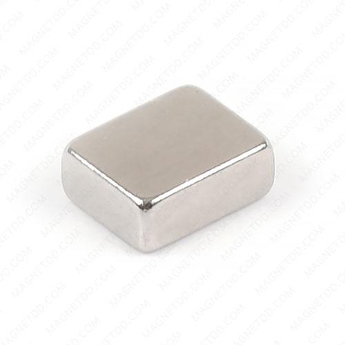 แม่เหล็กแรงสูง Neodymium 5mm x 4mm x 2mm แม่เหล็กถาวรนีโอไดเมี่ยม NdFeB (Neodymium)