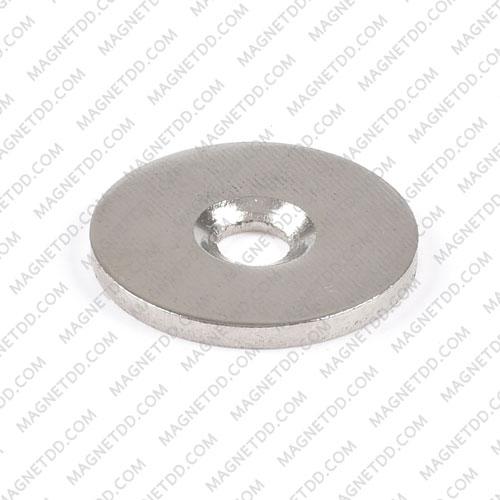 แผ่นเหล็ก Steel plate ขนาด 20mmx 1.8mm รู 4.5mm