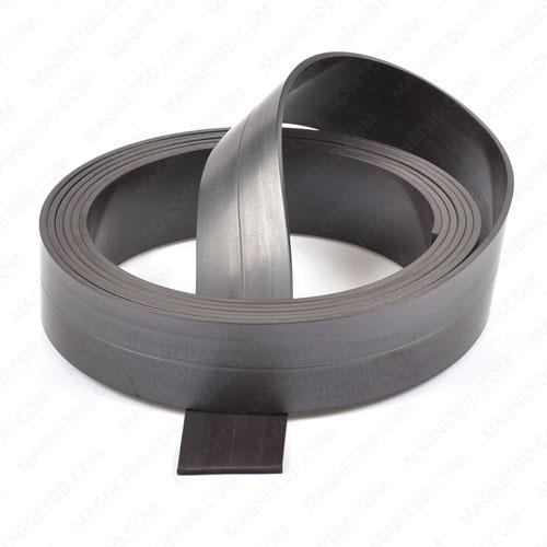 แม่เหล็กยาง ขนาด 25.4mm x 2mm ยาว 1เมตร แม่เหล็กถาวรยาง Flexible Rubber Magnets