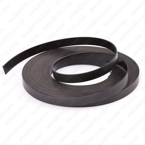แม่เหล็กยาง ขนาด 12.7mm x 1.5mm ยาว 30เมตร [ยกม้วน] แม่เหล็กถาวรยาง Flexible Rubber Magnets