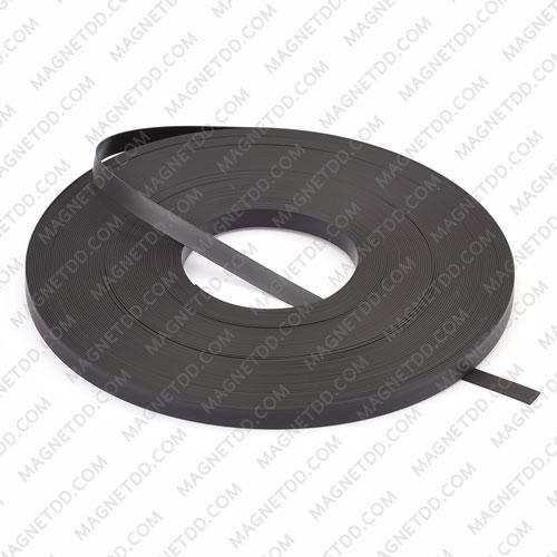 แม่เหล็กยาง ขนาด 10mm x 1mm ยาว 30เมตร [ยกม้วน] แม่เหล็กถาวรยาง Flexible Rubber Magnets