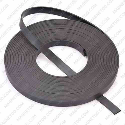 แม่เหล็กยาง ขนาด 15mm x 3mm ยาว 10เมตร [ยกม้วน] แม่เหล็กถาวรยาง Flexible Rubber Magnets