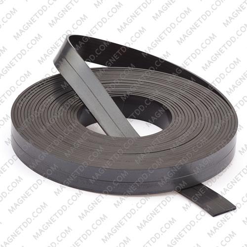 แม่เหล็กยาง ขนาด 25.4mm x 3mm ยาว 10เมตร [ยกม้วน] แม่เหล็กถาวรยาง Flexible Rubber Magnets