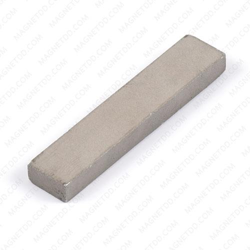 แม่เหล็กแรงสูงทนความร้อน Samarium Se 50mm x 10mm x 5mm แม่เหล็กแรงสูง ทนความร้อน Samarium Cobalt 350C