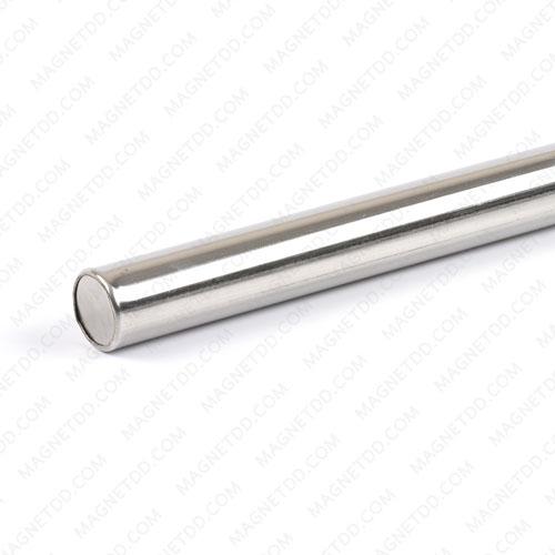 แมกเนติกบาร์ ขนาด 25mm x 200mm Magnetic Bar 3000G แม่เหล็กถาวรนีโอไดเมี่ยม NdFeB (Neodymium)