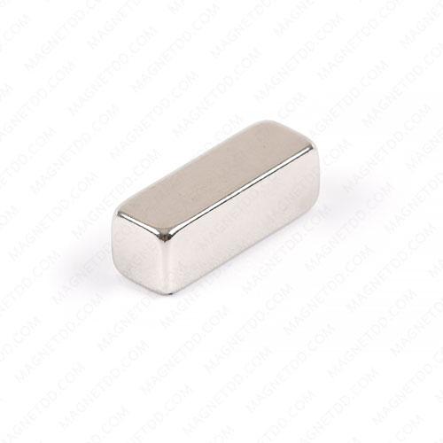 แม่เหล็กแรงสูง Neodymium ขนาด 15mm x 5mm x 5mm แม่เหล็กถาวรนีโอไดเมี่ยม NdFeB (Neodymium)