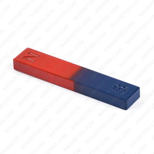 แม่เหล็กรูปทรงสี่เหลี่ยม ขนาด 110mm x 20mm x 10mm แม่เหล็กถาวรเฟอร์ไรท์ (แม่เหล็กดำ) Ferrite