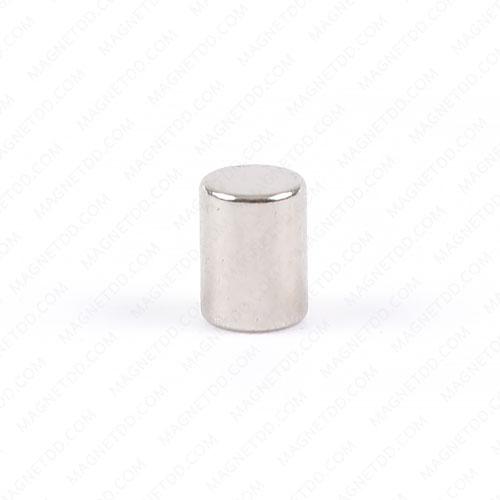แม่เหล็กแรงสูง Neodymium ขนาด 3mm x 4mm แม่เหล็กถาวรนีโอไดเมี่ยม NdFeB (Neodymium)