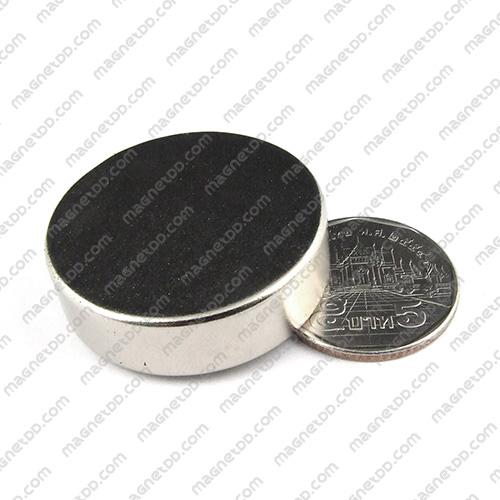 แม่เหล็กแรงสูง Neodymium ขนาด 35mm x 10mm แม่เหล็กถาวรนีโอไดเมี่ยม NdFeB (Neodymium)