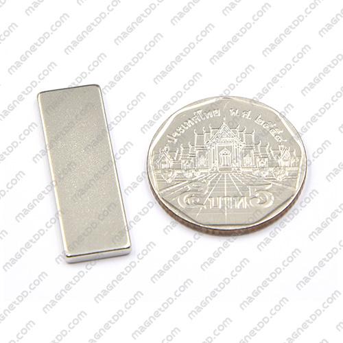 แม่เหล็กแรงสูง Neodymium ขนาด 30mm x 10mm x 2mm แม่เหล็กถาวรนีโอไดเมี่ยม NdFeB (Neodymium)