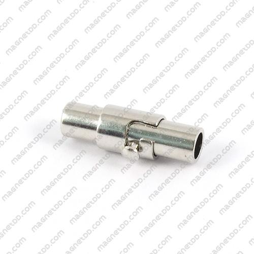 ข้อต่อแม่เหล็กแรงสูง สลักหมุน ทรงกระบอก 5mm x 16mm แม่เหล็กถาวรนีโอไดเมี่ยม NdFeB (Neodymium)