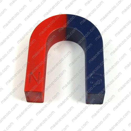 แม่เหล็กเกือกม้า Horseshoe Magnet ขนาด 105mm x 85mm x 30mm